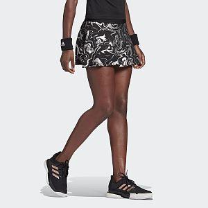 Adidas glam on skirt