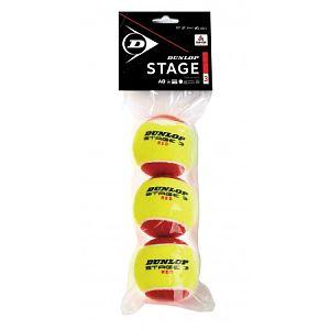 Dunlop Stage 3 tennisbal