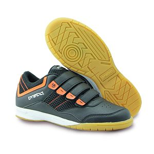 Brabo Velcro Indoor Zwart-Oranje