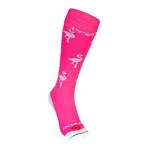 Brabo Socks Flamingo Roze