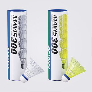 Yonex Mavis 300 Geel (Blauw)