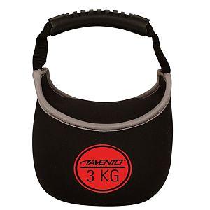 Avento Kettle Bell Neopreen 3 KG